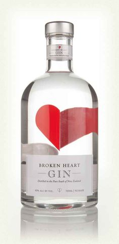 Broken Heart Gin: tried this on the tasting menu at The London Gin Club-delightful... Slightly sad story behind it though!