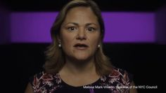 New York City Council Speaker Melissa Mark-Viverito Will Not Stay Silent on Domestic Violence