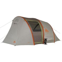 Kelty Sonic 6 Tent - 6-Person 3-Season  sc 1 st  Pinterest & Coleman Cold Springs 4 Person Dome Tent With Porch Brown/Red ...
