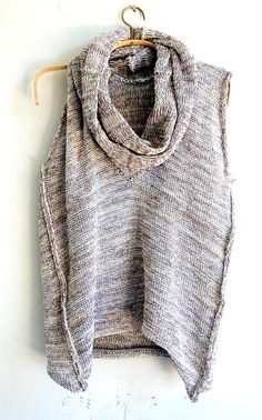 Pretty! Love the cowl-neck. (Skif sweaters are available at Bliss!) #blissboutiques #skif