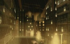 'GEORGIA' Concepts by James Gilleard, via Behance