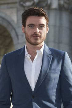 Richard Madden Photos: 'Cinderella' Photo Call in Madrid