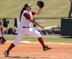Auburn piled up runs on Alabama ace Jaclyn Traina early, but the Crimson Tide's immediate response ended any shot of the Tigers pulling off another upset.  Down by three after Auburn's three-run second inning, Alabama took advantage of a costly Tigers error and put up a four-spot en route to an 8-4 victory Thursday in the SEC Tournament quarterfinals in Columbia, S.C.