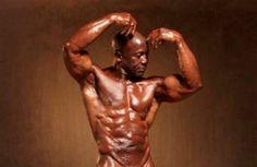 sexy old african american men | À 77 ans, ce végétalien possède un corps parfait…