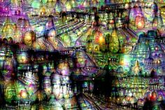 Snapshots of an AI's Psychedelic 'Dreams' | Motherboard