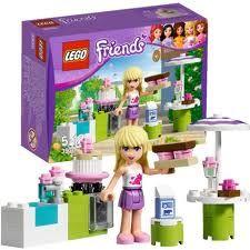3930 Lego Friends set - Stephanie's Outdoor Bakery
