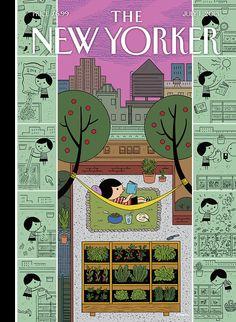 New Yorker July 1st, 2013 by Ivan Brunetti