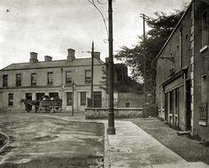 Inchicore 1915 Dublin Street, Dublin City, Old Pictures, Old Photos, Vintage Photos, Gone Days, Salford, Photo Engraving, Dublin Ireland