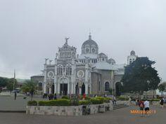 Los Angeles Basilica, Cartago, Costa Rica.
