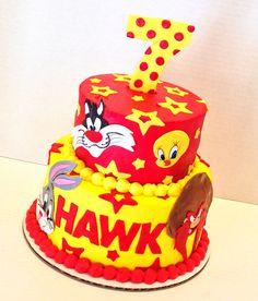 Looney Tunes Cake