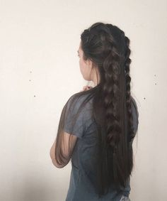 Fabulous Long Braided Hairstyles for Girls