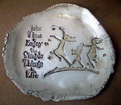 https://flic.kr/p/5fLqFp   handbuilt pottery trinket dish