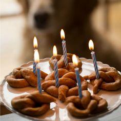 Sweet Potato Pretzel Dog Treats - I need to make these for my Zuka