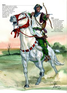crusader archer