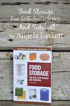 Food Storage Self Sufficiency Survival | Food Storage Moms | #prepbloggers #interview