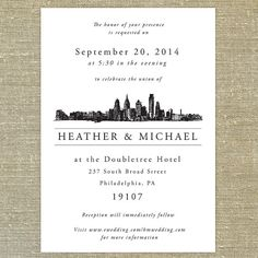 Formal Dinner Invitation Sample Glamorous 19 Best Stationary Images On Pinterest  Wedding Stuff Philadelphia .