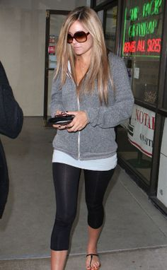 Lauren Conrad- cute workout outfit! <3 Fashion Style