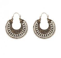 Aabhaa Alloy Chandelier Earring