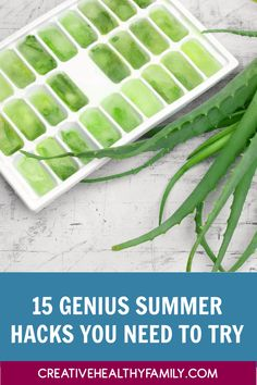 From natural ways to avoid mosquito bites to tips for picking the perfect juicy watermelon, we're talking genius summer hacks that will make this season healthier and happier for everyone in your family. Healthy Summer, Healthy Life, Kids Meals, Easy Meals, Bbq Wings, Mom Hacks, Diy Home Crafts, Natural Living, Happy Life