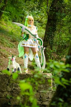 Rena Grand Archer cosplay by *KICKAcosplay on deviantART