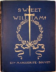 Margaret's first illustrated cover, 1890