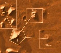 The Mysterious Geometry of the Mars Anomolies ~ An In-depth Look at the Cydonia Region | Alternative