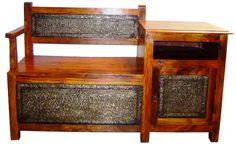 Metal Inlay Furniture