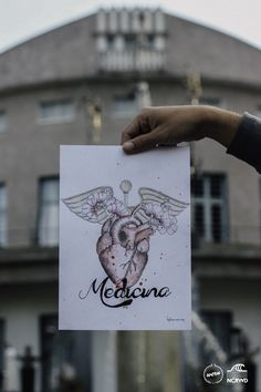 Medicina - Art, Arte, aquarela