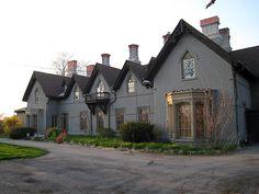 Auchmar south side at Historical Hamilton
