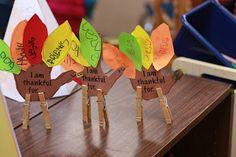 Fairy Dust Teaching Kindergarten Blog: Thankful Turkeys