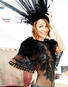 Nicole Richie number one fashion and lifestyle fan website. All about Nicole Richie News. The longest standing fan website around for Nicole Richie. Nicole Richie, Cover Shoot, Punk, Pretty Black, Girl Day, Lv Bags, Celebs, Celebrities, Fashion News
