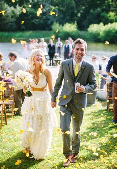 Emma and Trey, A Beautiful Mess wedding   photos by Arrow and Apple   100 Layer Cake