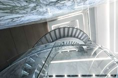 Stairs detail from Avrasya Hospital Project designed by Zoom TPU