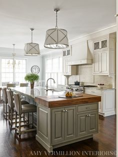 Home For The Holidays Showhouse Part 2  Southern Hospitality Inspiration Kitchen Lights Over Table Decorating Design