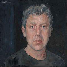 Zelfportret by Pieter Pander