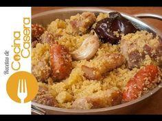 Gachasmigas o migas Murcianas | Recetas de Cocina Casera - Recetas fáciles y sencillas