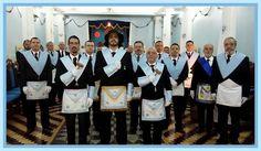 RITO    BRASILEIRO   DE MAÇONS ANTIGOS LIVRES E ACEITOS - MM.´.AA.´.LL.´.AA.´.: Loja A Coroa nº 245 realiza sessão magna do dia da...