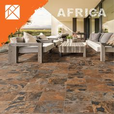Africa inspires, celebrates home, our fellow South Africans, and the wonderful home-grown design inspiration that is Africa. If you're thinking about embracing the stunning Out of Africa tile collection in your home, why not start planning now to find the perfect option for your home and budget. In 3 easy steps, you could find yourself closer to your own piece of heaven at home.  Step 1 measure your space, 2, choose your tile and 3, request a quote.