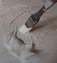 Art Journaling 101: textures by www.carmenwhitehead.com