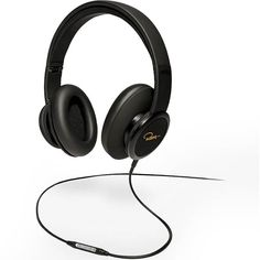 wesc HEADPHONE RZA PREMIUM schwarz