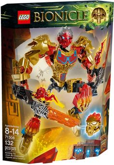 Import Lego LEGO Bionicle Tahu Uniter of Fire 71308 parallel import goods >>> More info could be found at the image url. Lego Bionicle, Building For Kids, Building Toys, Lego For Adults, Construction Toys For Boys, Lego Bots, Lego Lego, Lego Castle, Cool Lego Creations