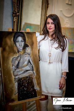 """Mother Strength "" 2016 - ""Sensul vietii""  Canvas, 80x60, acrilic. #devanzare  ""God never sends you into a situation alone    ............  #God is with #you.""  - Mother Teresa            In prezent pictura se afla la restaurantul Restaurante Pata Negra copas y tapas Foto : XMedia Studio     #ginamaicanstyle  #art #lover #painter #fineart #sketcher #artdesigner #contemporanyart #preorder #contactme📲 #canvasart #comenzionline #custompainting  #available #likeart #shareart"
