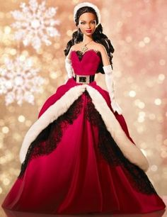 Buy Barbie Collector Holiday Doll (Aa)