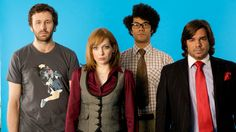 The IT Crowd - Beginning a look back at the cult Brit-com, which hopefully won't break the Internet.