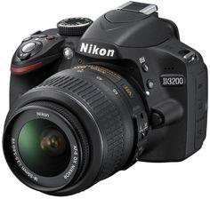 #Nikon D3200