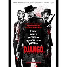 Directed by Quentin Tarantino. With Jamie Foxx, Christoph Waltz, Leonardo DiCaprio, Kerry Washington. With the help of a German bounty hunter, a freed slave sets out to rescue his wife from a brutal Mississippi plantation owner. Samuel Jackson, Christoph Waltz, Don Johnson, Quentin Tarantino, Tarantino Films, Leonardo Dicaprio, Django Unchained, Mtv Movie Awards, 2012 Movie