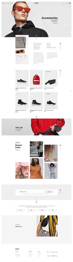 Meesto – eCommerce Template for Photoshop by merkulove | ThemeForest