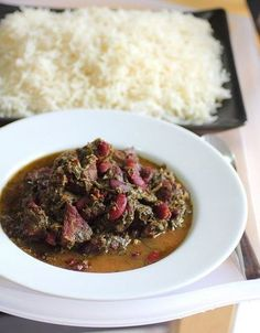 Ghormeh Sabzi | Community Post: 20 Persian Foods To Blow Your Taste Buds Away The BEST! This photo doesn't do it justice though.