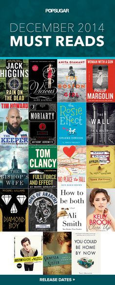 The best books out in December!
