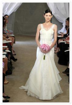 Caroline Herrera Spring 2013 Bridal Collection - Reverie Magazine